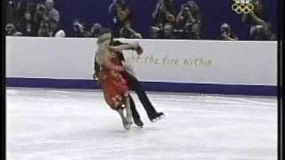 Lobacheva & Averbukh (RUS) - 2002 Salt Lake City, Ice Dancing, Original Dance