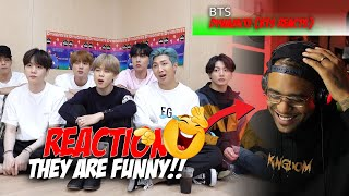 BTS - Reacts to 'Dynamite' MV (방탄소년단) || Reaction
