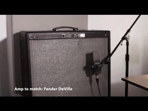 BIAS Desktop - Amp Matching a Fender Hot Rod DeVille