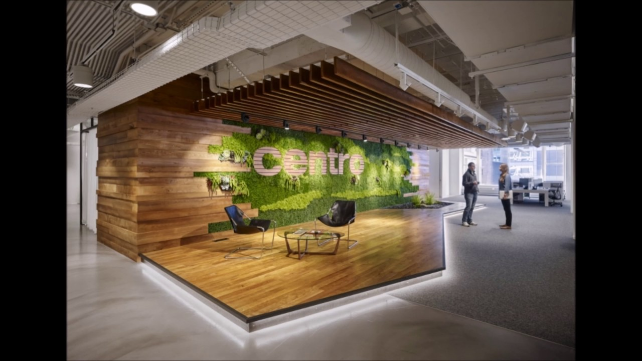 Centro Office Tour Inside Design Amazing Style Of Green Nature