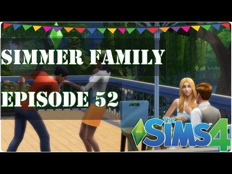 The Sims 4 Hot Tub Woohoo (ROMANA/HD) EP:52