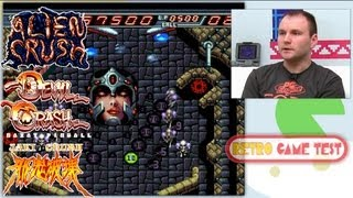 "Alien Crush, Devil Crash, Jaki Crush ""PC Engine"" Retro Game Test - REVIEW fr vf"
