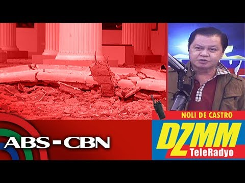 Some Davao Del Sur Quake Survivors Camp Out Fearing Aftershocks | DZMM