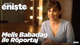 Aykut Enişte - Melis Babadağ ile Röportaj (Sinemalarda)
