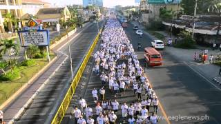Worldwide Walk Participants at Negros Occidental