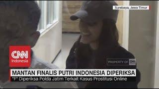 Eks Finalis Puteri Indonesia Diperiksa Terkait Prostitusi Online