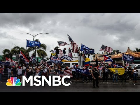 How Do You Govern When Half The Country Is Trapped In A Disinformation Bubble? | All In | MSNBC
