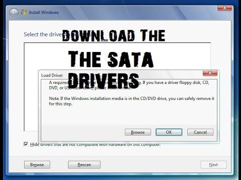Software for burning discs does not recognize the drive in Windows 7