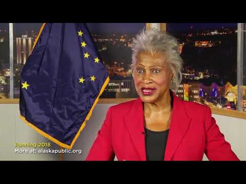 Elvi Gray-Jackson (D) Senate Seat I, Anchorage: University, Spenard | Running 2018