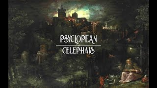 Psyclopean - Celephais (full album) Lovecraft dungeon synth dark ambie