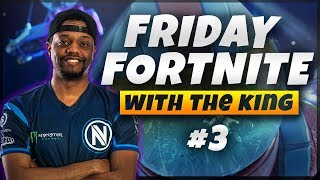 KingRichard KEEMSTAR Friday Fortnite Highights w/aimbotcalvin #3