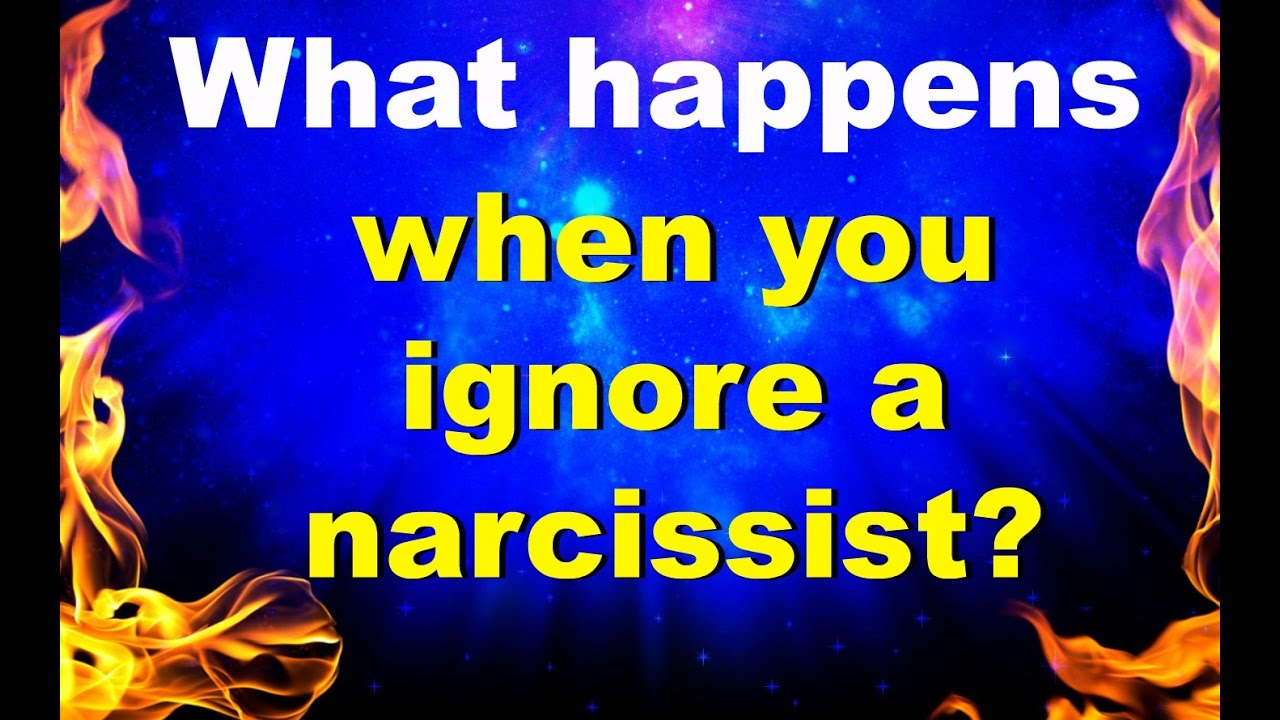 What happens when you ignore a narcissist? NPD, CPTSD & Narcissistic Abuse