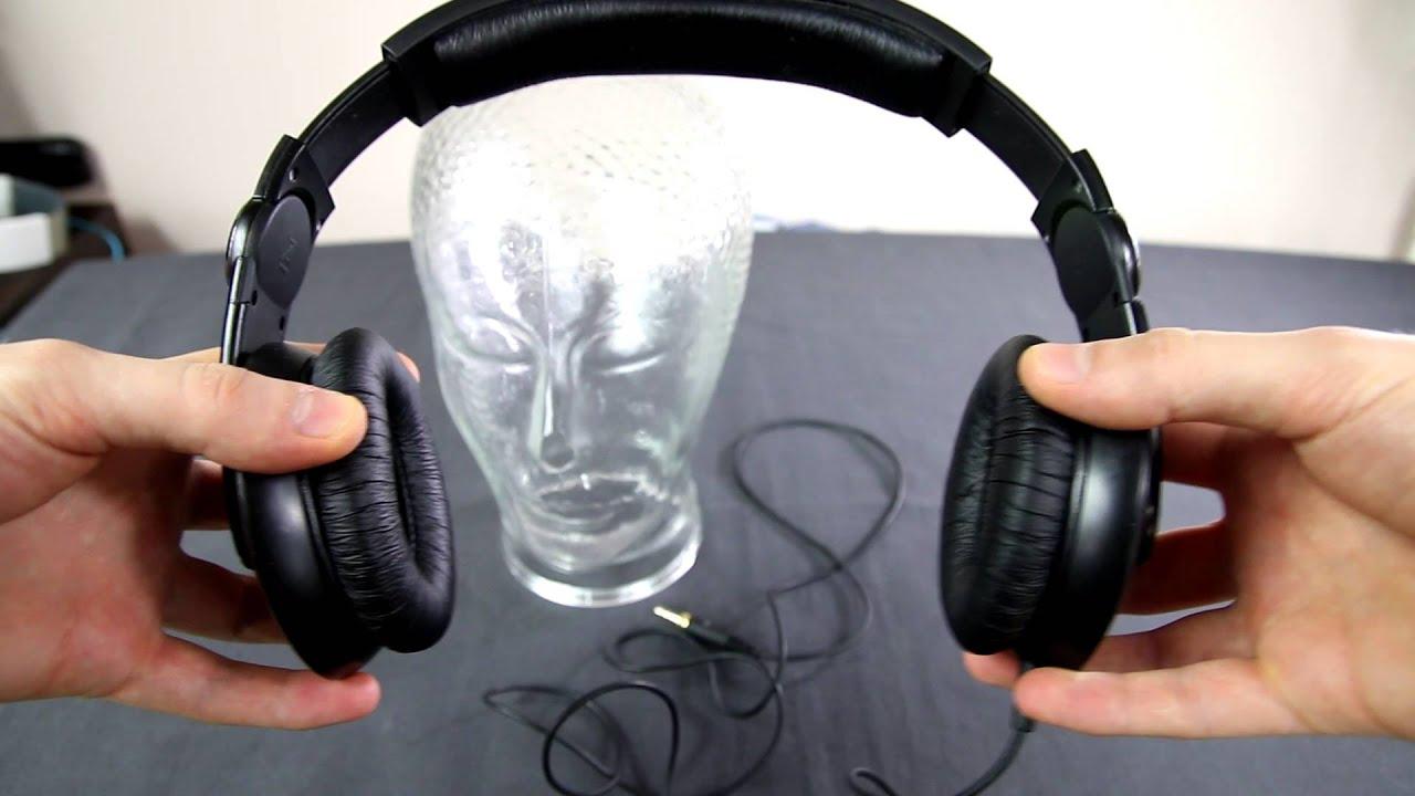 sennheiser hd 205 headphones sound db test youtube. Black Bedroom Furniture Sets. Home Design Ideas