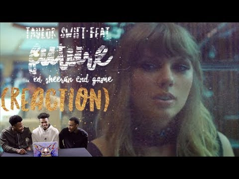Taylor Swift - End Game feat. Future & Ed...