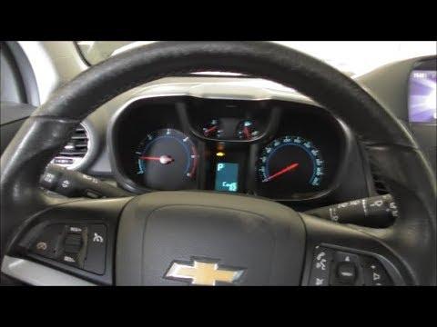 Chevrolet Orlando 2013 2.0 D - Контрольная лампа сажевого фильтра