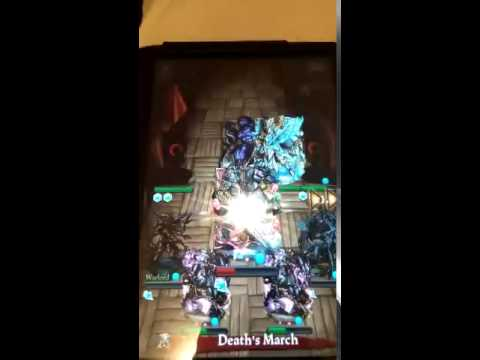 BB1 ~ Arcanan Death~ BLOOD BROTHERS GAME ~ Mobage Dena