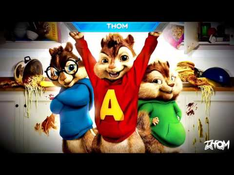 Baby K - Voglio ballare con te - Chipmunks cover remix