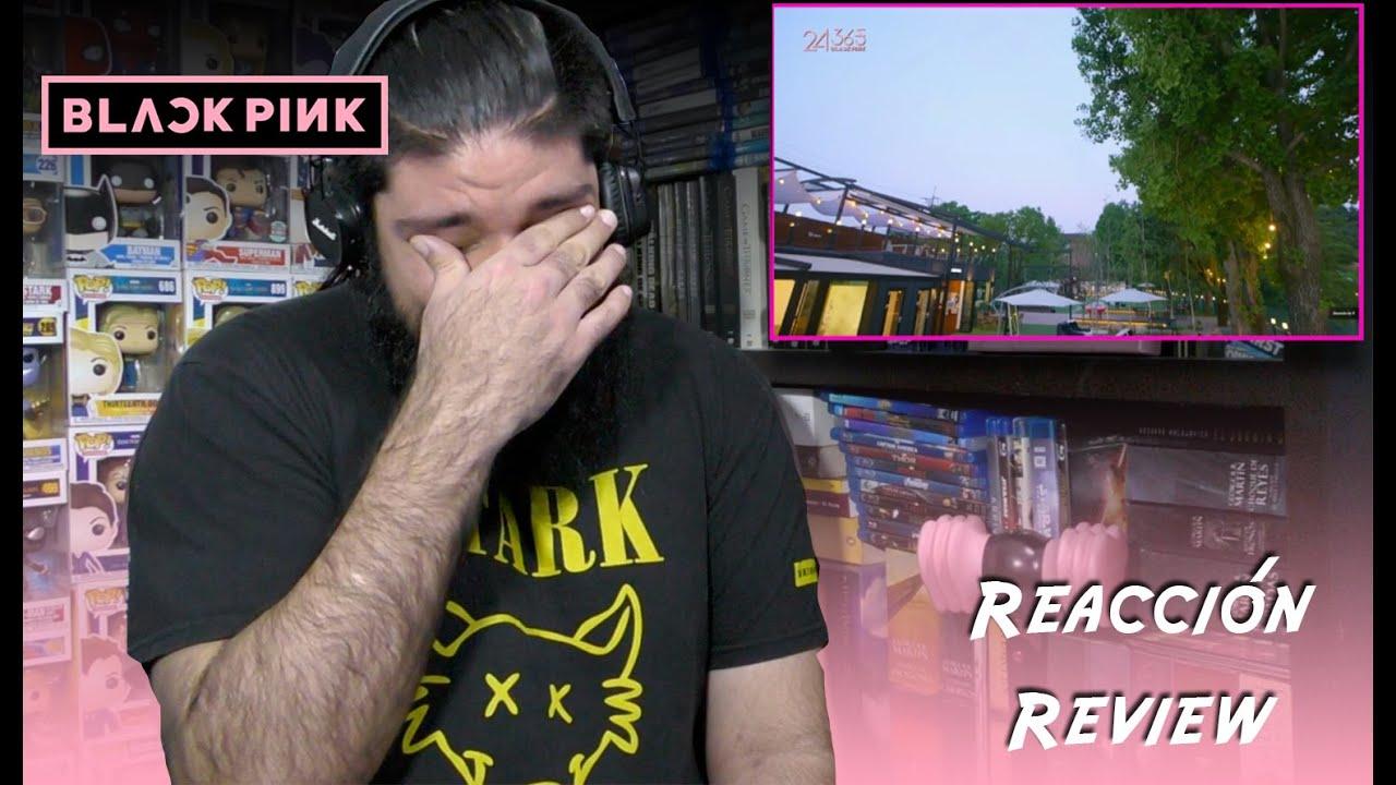 BLACKPINK - '24/365 with BLACKPINK' EP.5 - Reacción y Lágrimas
