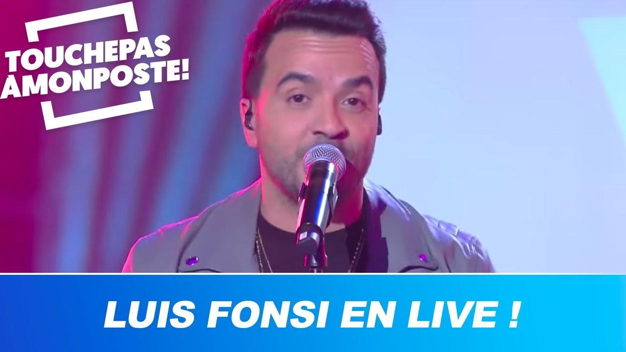 Luis Fonsi - Sola (Live @TPMP)