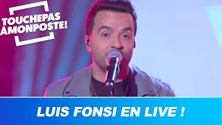 Gambar cover Luis Fonsi - Sola (Live @TPMP)