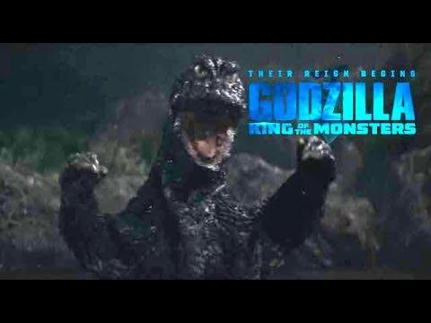 Godzilla King Of The Monsters 2019 Trailer 2 Toho Style Remix Youtube