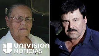Exclusiva: La madre de 'El Chapo' pide que le permitan volver a ver a su hijo