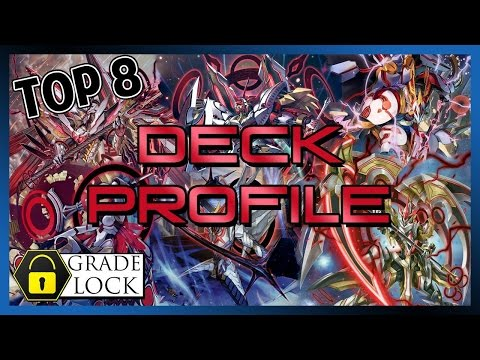 Cardfight!! Vanguard ARG NJ Top 8 Deck Profile: Chaos Breaker Star-Vaders