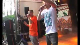 Maeckes & Plan B - White Trash - No Stress Festival 2010