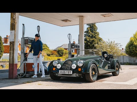 The NEW 2020 Morgan Plus Four! [First Drive]