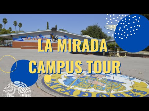 La Mirada High School Campus Tour