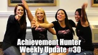 Achievement Hunter Weekly Update: Ep. 30 - Week of September 27th, 2010 | Rooster Teeth