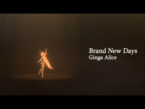 Ginga Alice / 銀河アリス – Brand New Days mp3 letöltés