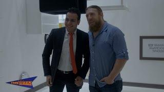 WWE Network: Daniel Bryan recounts recent Dubai visit