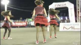 Djarum Super  MLD City Slalom - Padang 2013