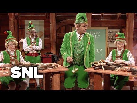 Glengarry Glen Christmas: Elf Motivation - SNL