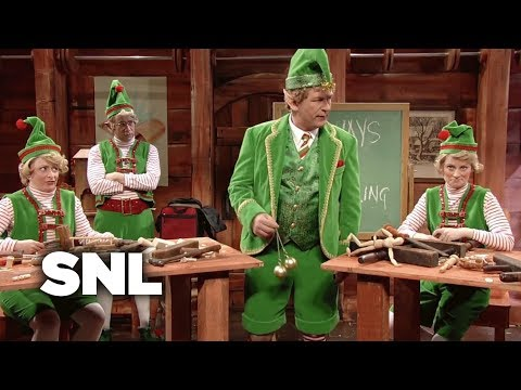 Glengarry Glen Christmas: Elf Motivation - SNL
