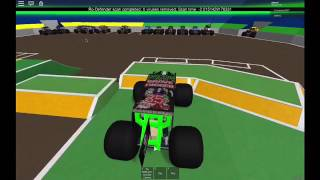 Roblox monster jam freestyle commentary (for Tim Horn)