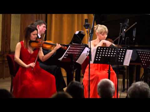 Johannes Brahms - Piano Quartet No. 3 in C minor op.60
