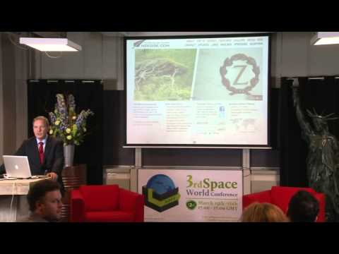 Robert Govers - Coworking & Placebranding in stable and unstable societies (3rd Space Conference