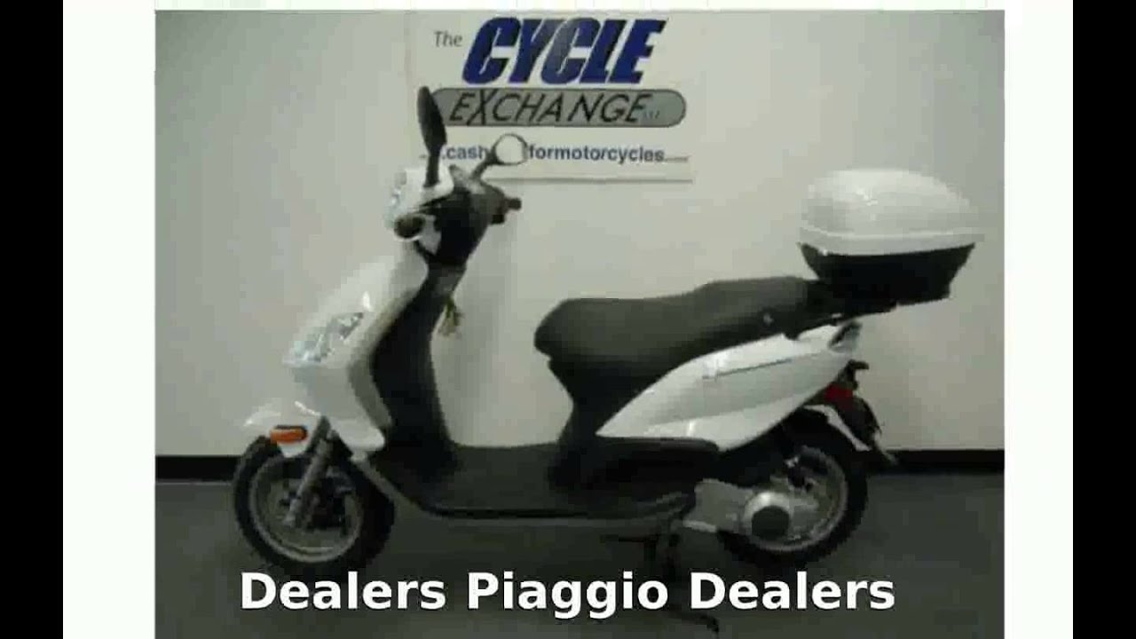 2009 piaggio fly 150 - review, features - youtube