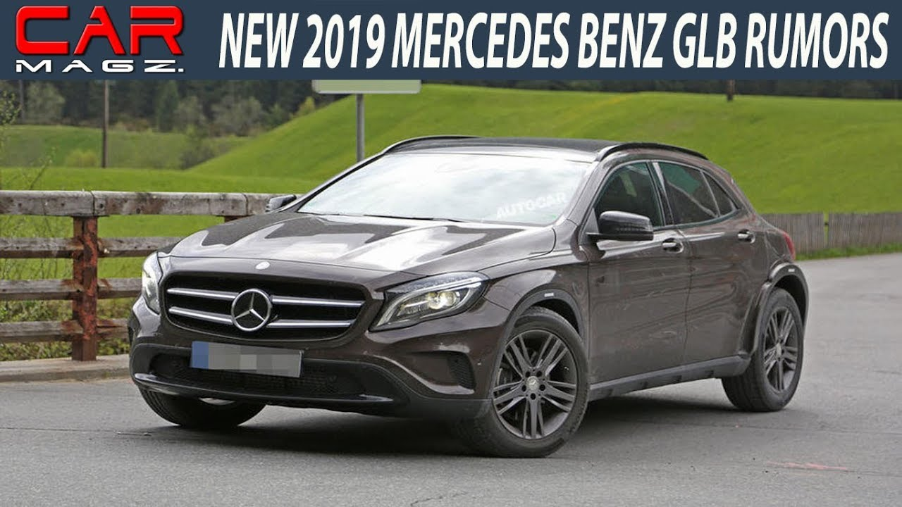 2019 mercedes benz glb price and release date youtube. Black Bedroom Furniture Sets. Home Design Ideas