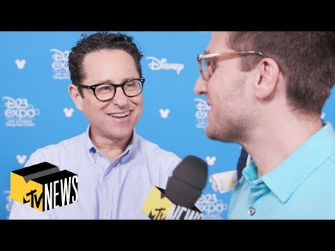 J.J. Abrams on if Kylo Ren Is Beyond Redemption & Responses to 'The Rise of Skywalker' | MTV News