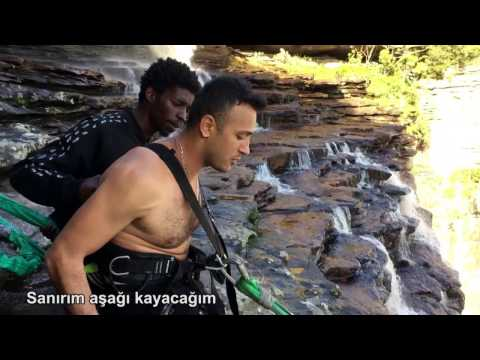 Bungee Jumping at Oribi Gorge in Durban / South Africa