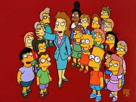 The Simpsons Bart vs. Lisa vs. the Third Grade part 4