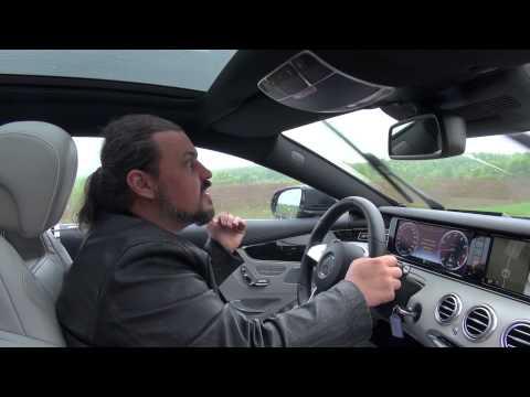 Mercedes Benz S class Coupe S500 4matic. Моторы. Выпуск 184