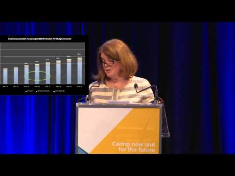 4.NSW Perspective - Dr Mary Foley, Secretary, NSW Health