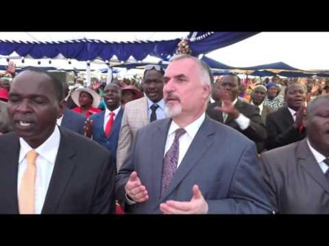 Pastor Samuel - Let Your Living Waters