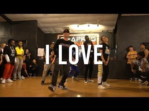 I Love by Joyner Lucas   Chapkis Dance   Greg Chapkis Choreography