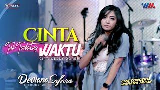 DEVIANA SAFARA ft NEW MONATA | CINTA TAK TERBATAS WAKTU | LIVE CONCERT WAHANA MUSIK
