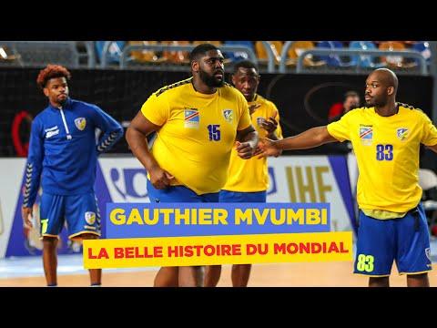 🤾♂️ Handball - Gauthier Mvumbi, la belle histoire du Mondial !